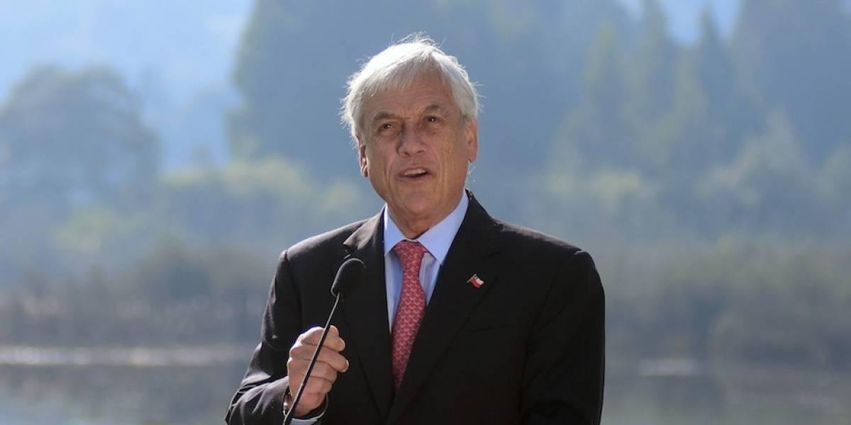 """""""Nuestro deber es mantener vivo su testimonio y enseñanzas"""": Piñera llama a mantener legado de Kofi Annan"""
