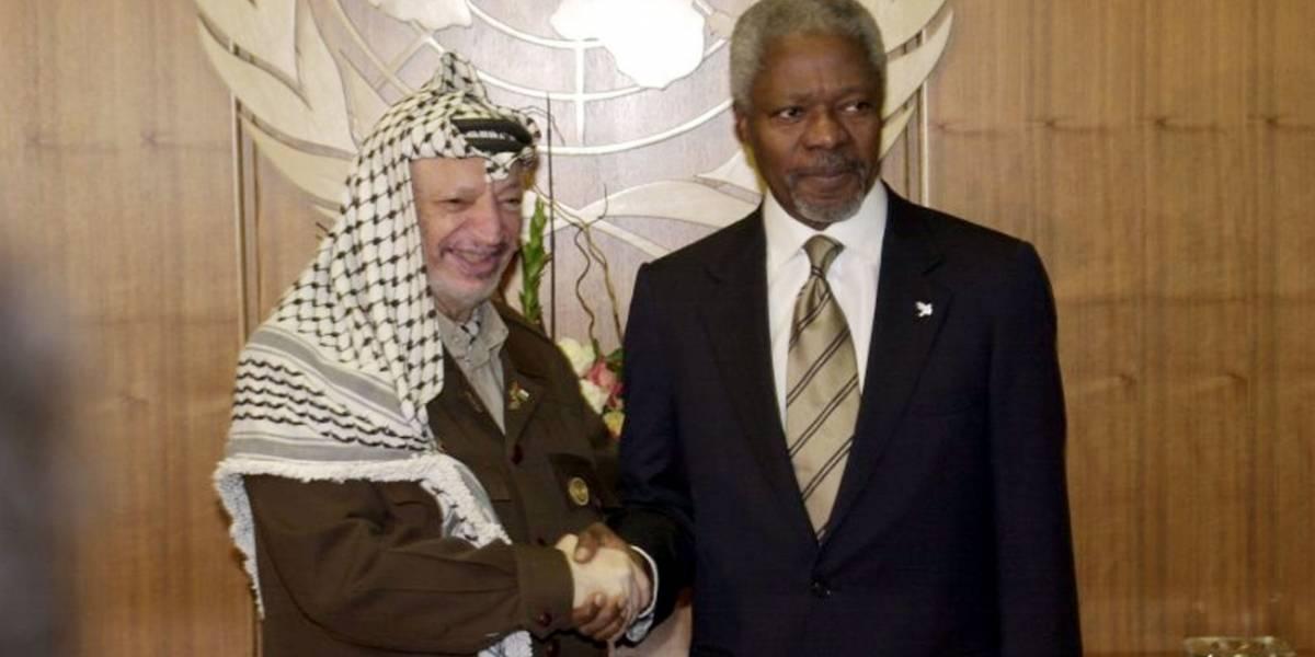 Kofi Annan, una vida por la paz