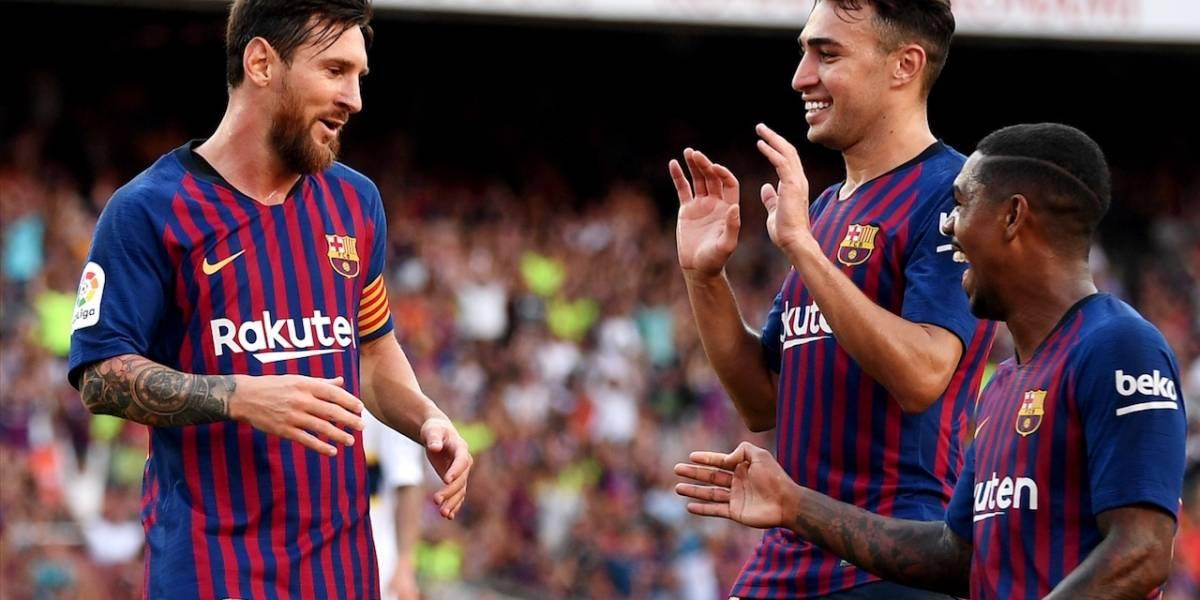 Barcelona debuta ante Deportivo Alavés en La Liga