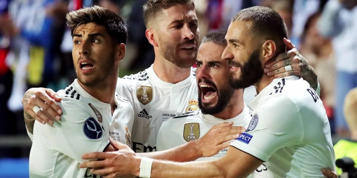 Real Madrid, ante Getafe, quiere reponerse del golpe sufrido en la Supercopa