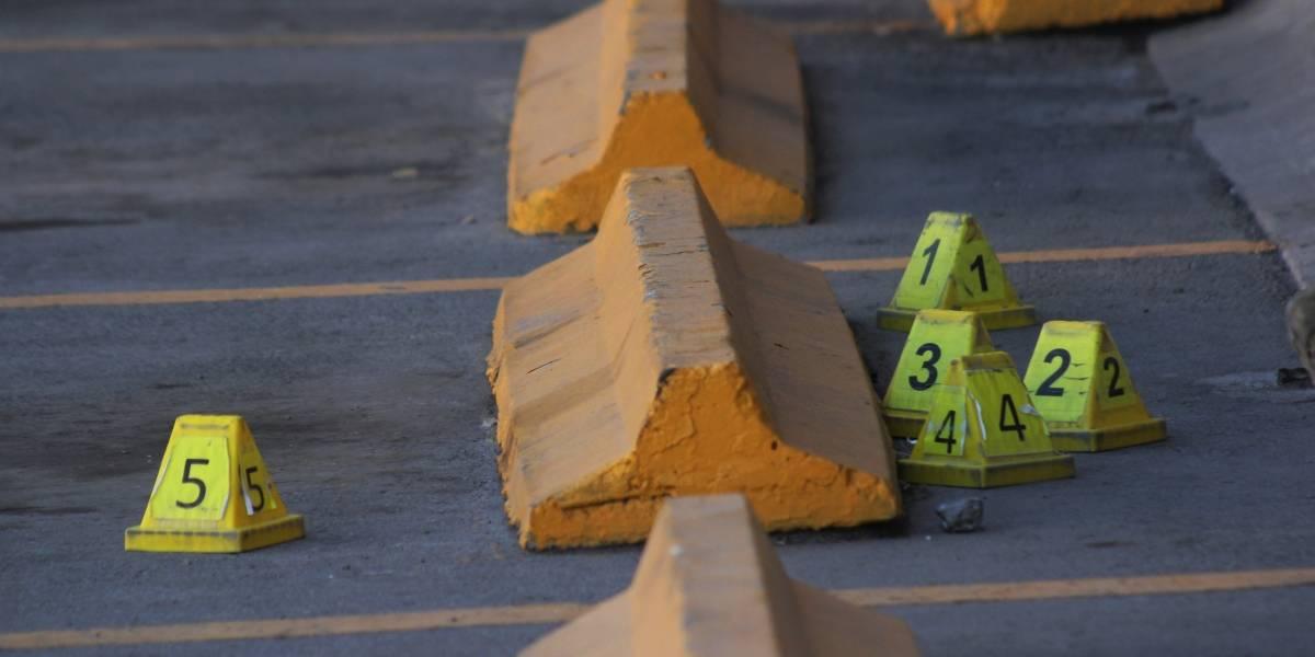 Balacera en la colonia Morelos deja dos muertos y cinco detenidos