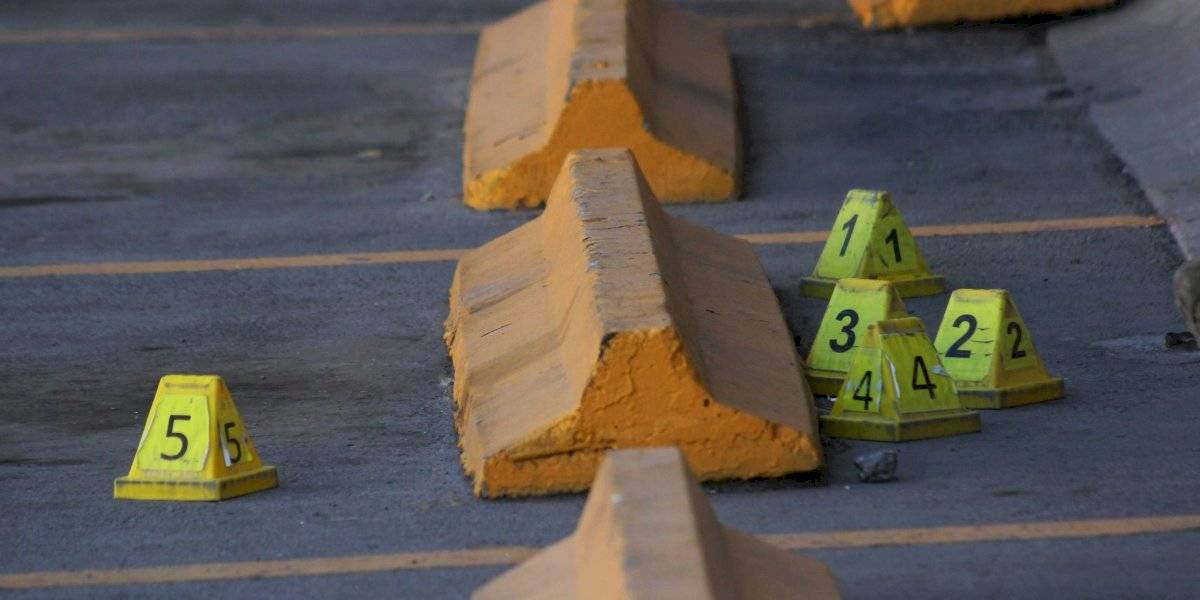 Asesinan a 7 personas en Santo Domingo Petapa, Oaxaca