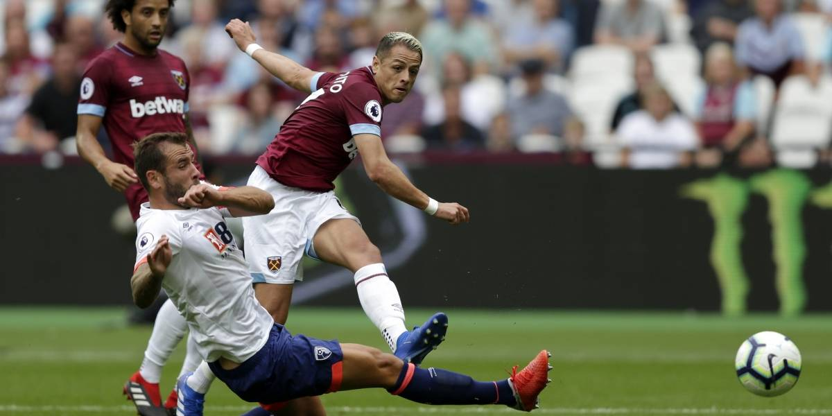 'Chicharito' y West Ham siguen sin ganar en la Premier League