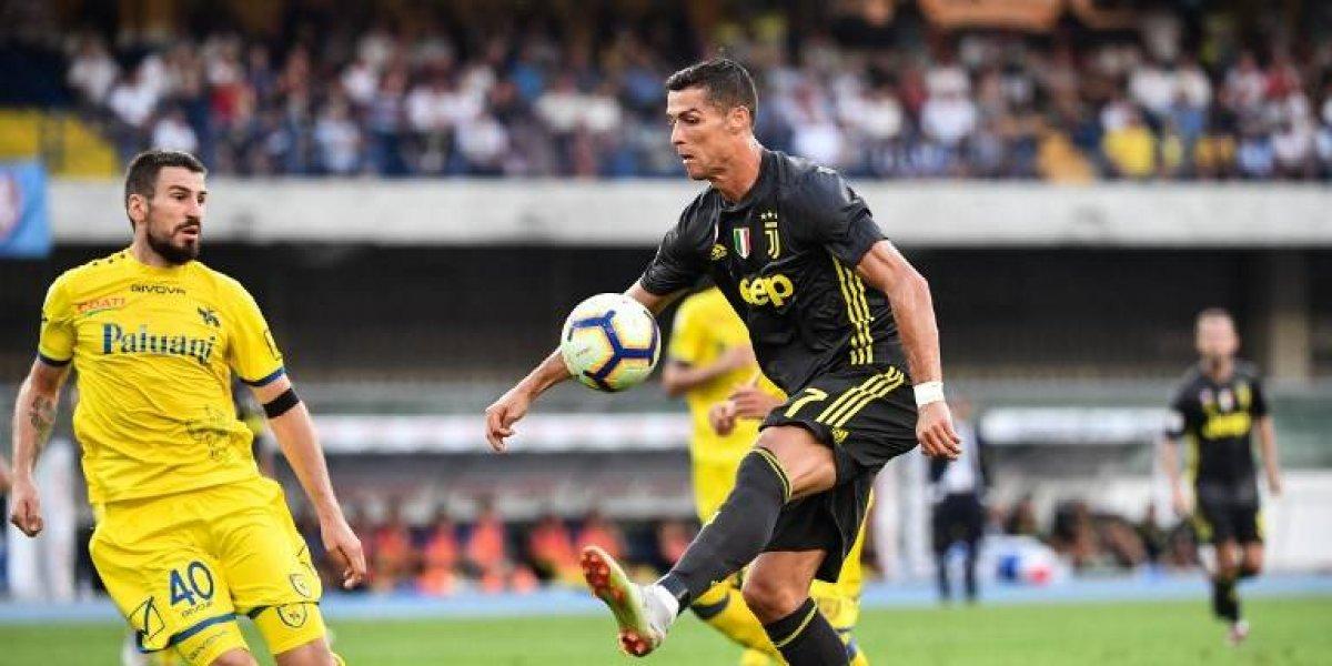 Esta es la imagen que todos esperaban ver de Cristiano Ronaldo, después de 9 años