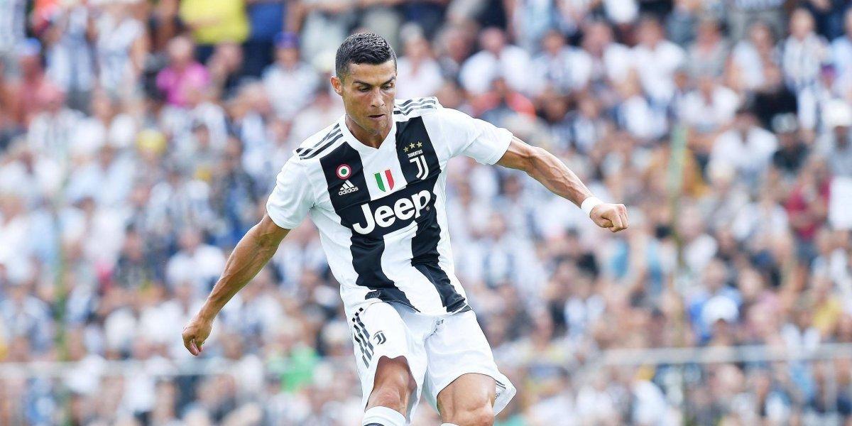 ¡Ronaldíssimo! El primer gol oficial de Cristiano con la Juventus