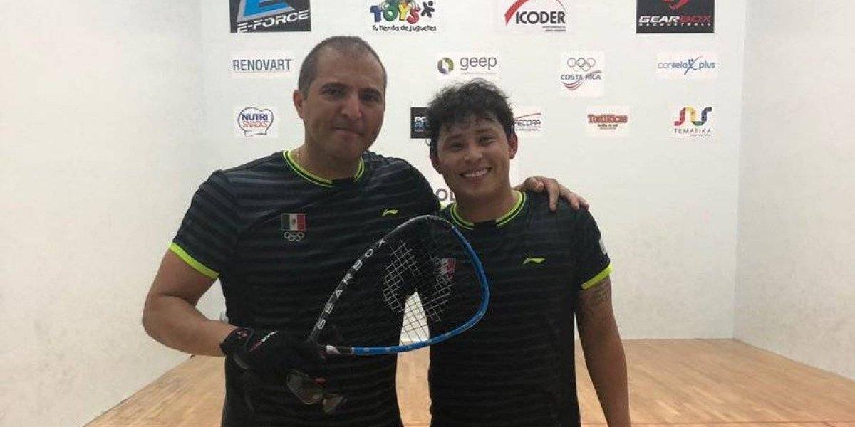 Dupla mexicana se corona en el Mundial de Raquetbol