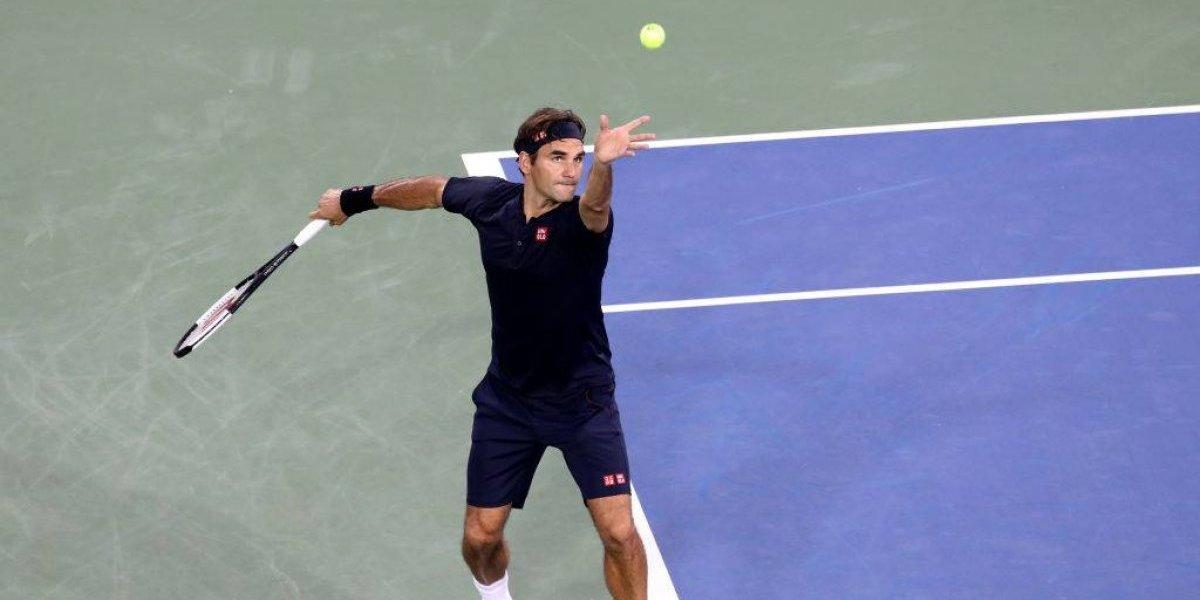 Federer superó a Wawrinka en un partidazo y Del Potro se despidió de Cincinnati