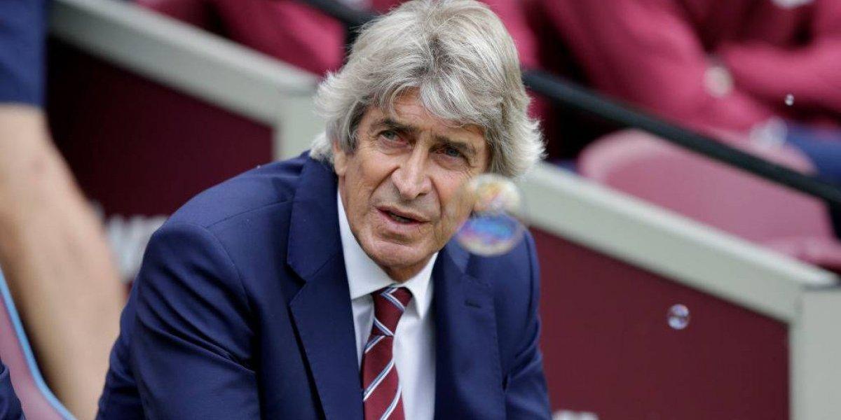Pellegrini no le agarra la mano al West Ham y sufre dolorosa derrota en su debut como local