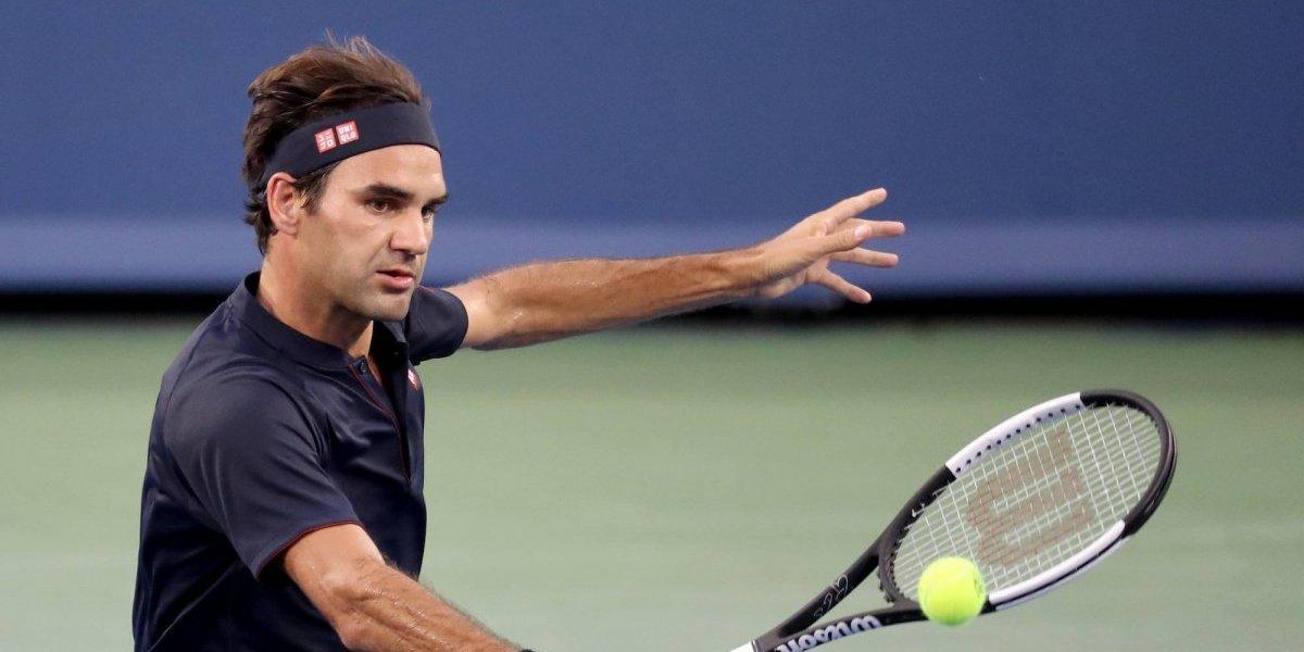 Roger Federer, por su octavo campeonato en Cincinnati