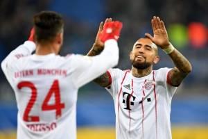 Un campeón del mundo llora el adiós de Vidal al Bayern: