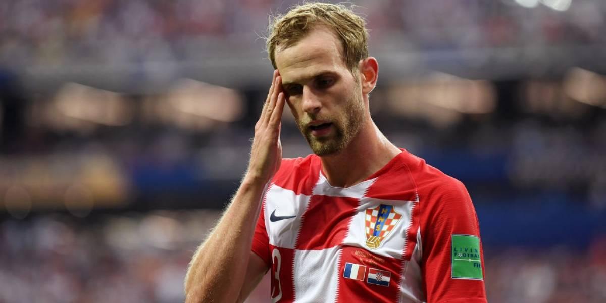Finalista con Croacia deberá parar de jugar por problema en el corazón