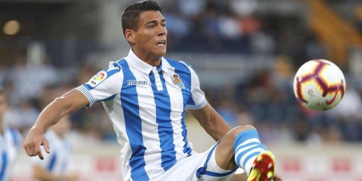 La Real Sociedad de Moreno se impone ante el Villarreal de Layún