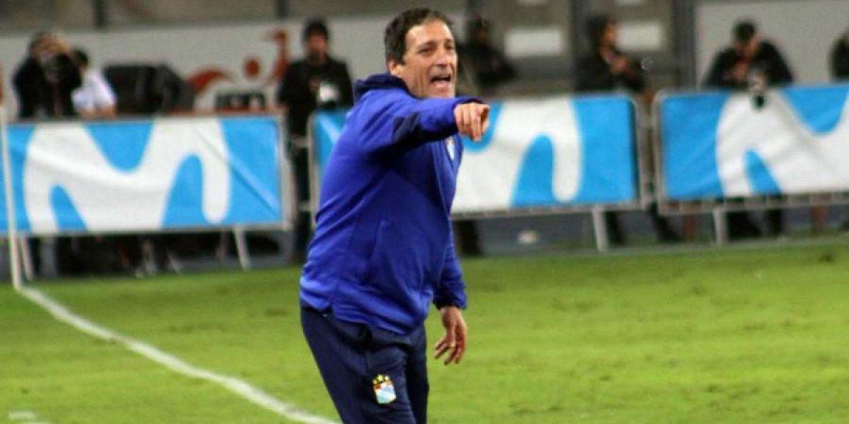 Mario Salas vive su momento más complicado en Perú tras nueva derrota con Cristal