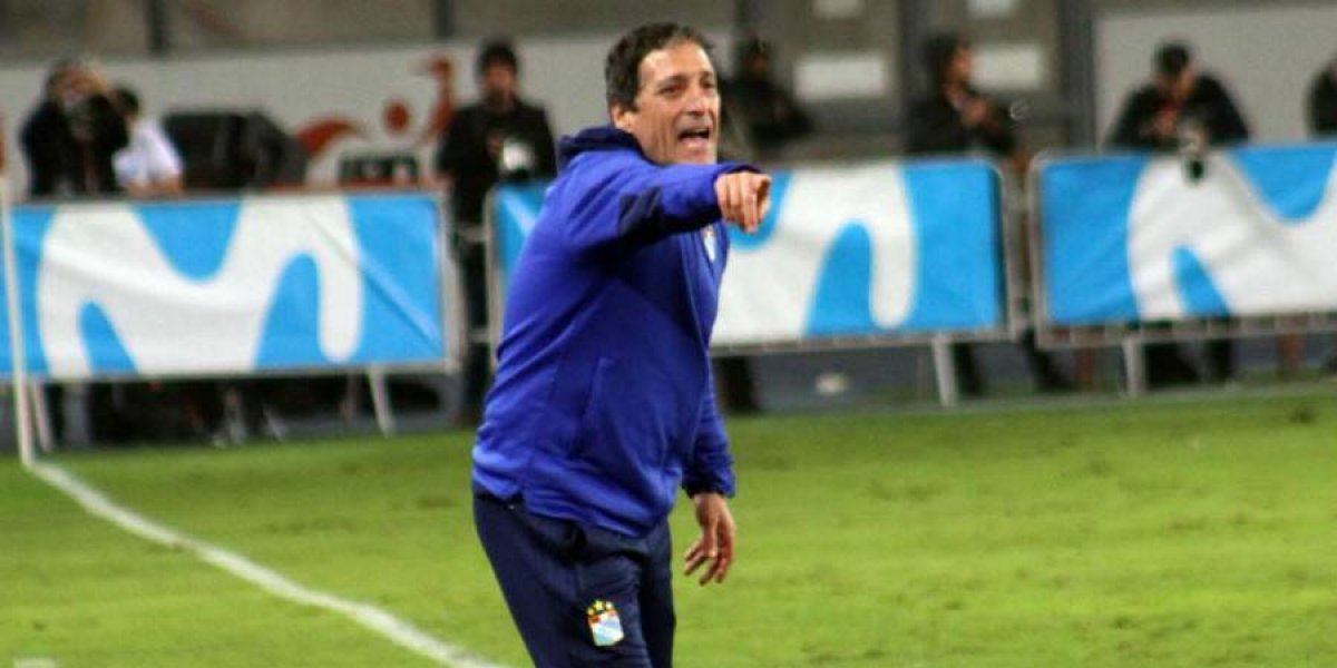 Sporting Cristal de Mario Salas logra valioso empate y queda cerca del título del Apertura