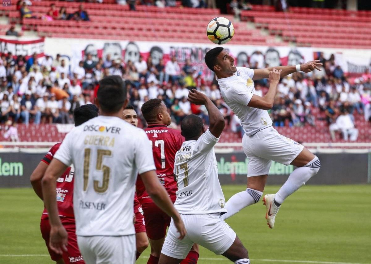 Liga de Quito vs Deportivo Cali: Copa Sudamericana octavos de final