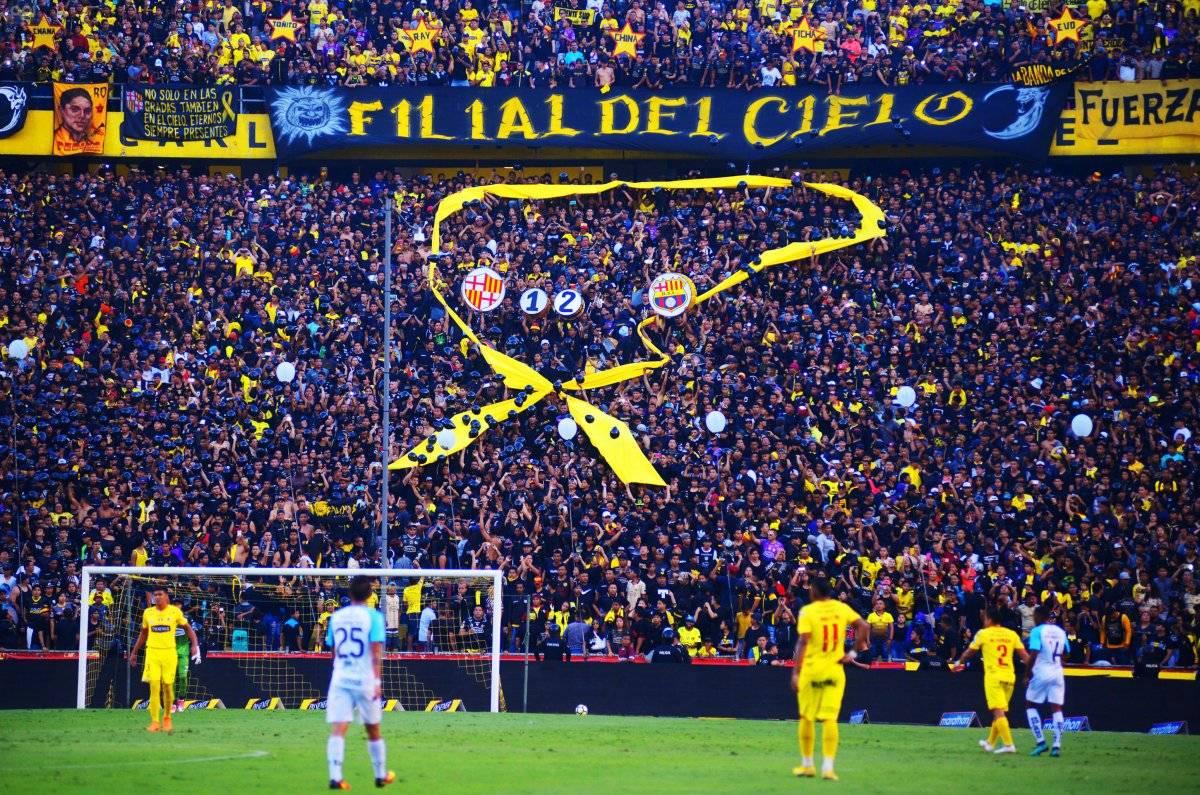 Barcelona Vs Catolica