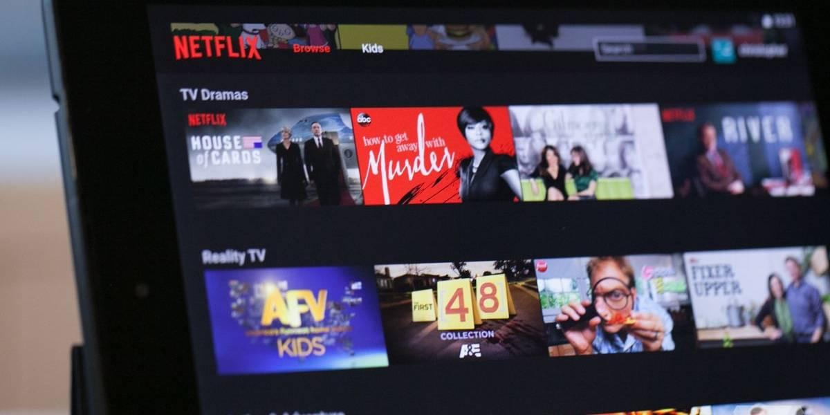 Netflix pone a prueba comerciales en su plataforma