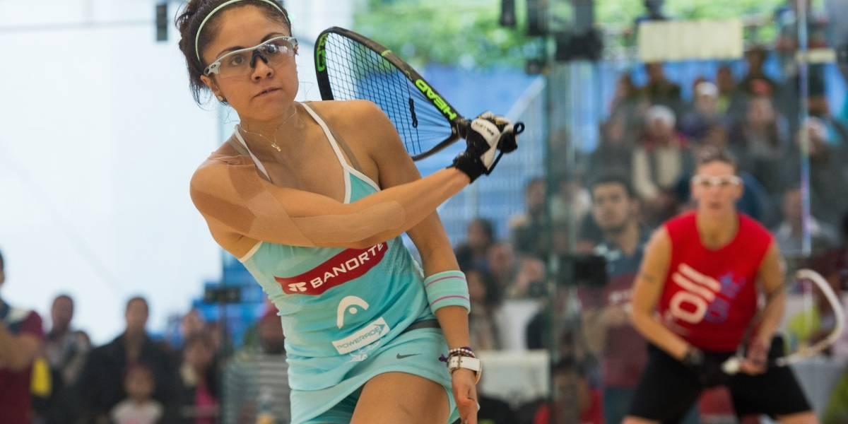 Paola Longoria pierde la Final del Mundial de Raquetbol
