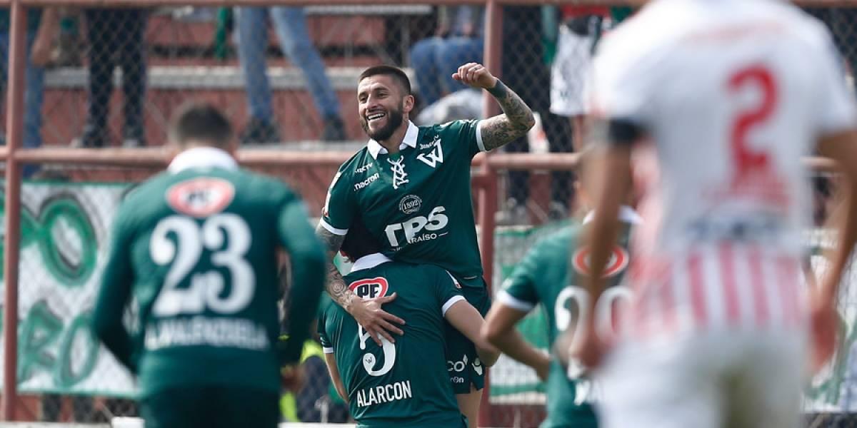 Wanderers respira en la B tras valioso triunfo en San Felipe y sueña con la liguilla de ascenso