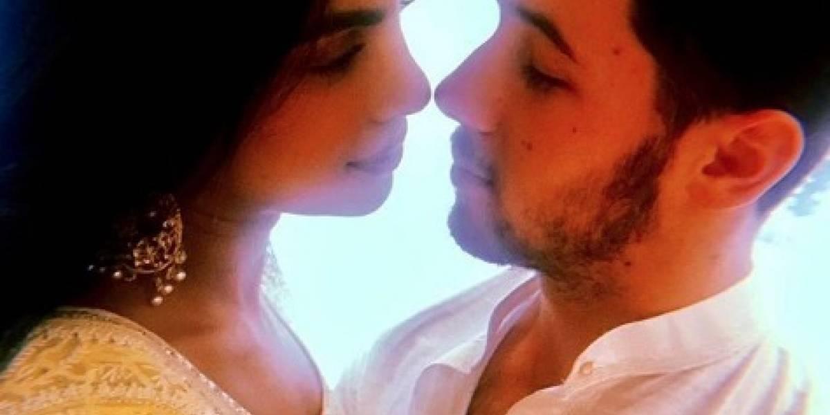 ¡Hay matrimonio! Nick Jonas y Priyanka Chopra confirman su compromiso