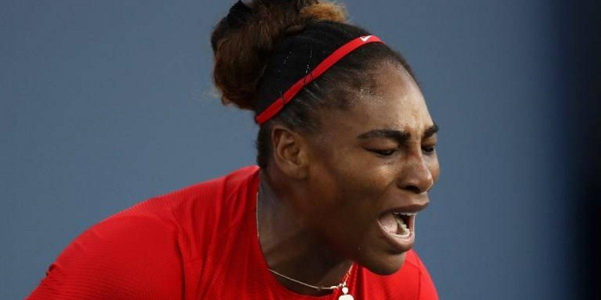 Serena Williams recibió una noticia que rompió su corazón y provocó su peor derrota