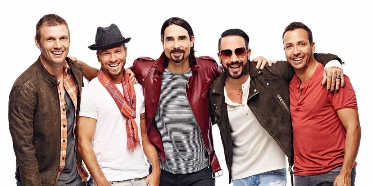 Pánico en concierto de Backstreet Boys: Al menos 14 Fans resultan heridos