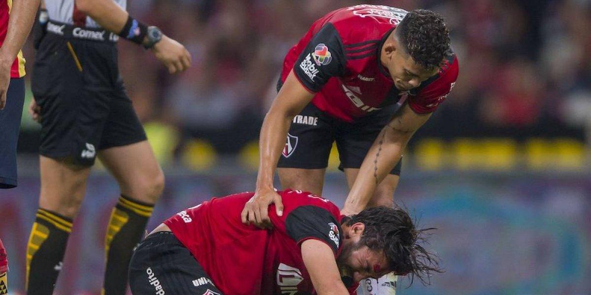 Atlas sufre el peor arranque ofensivo en torneos cortos