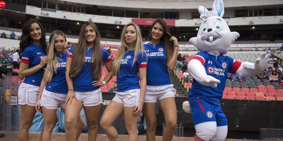 Las chicas de la jornada 5 del Apertura 2018