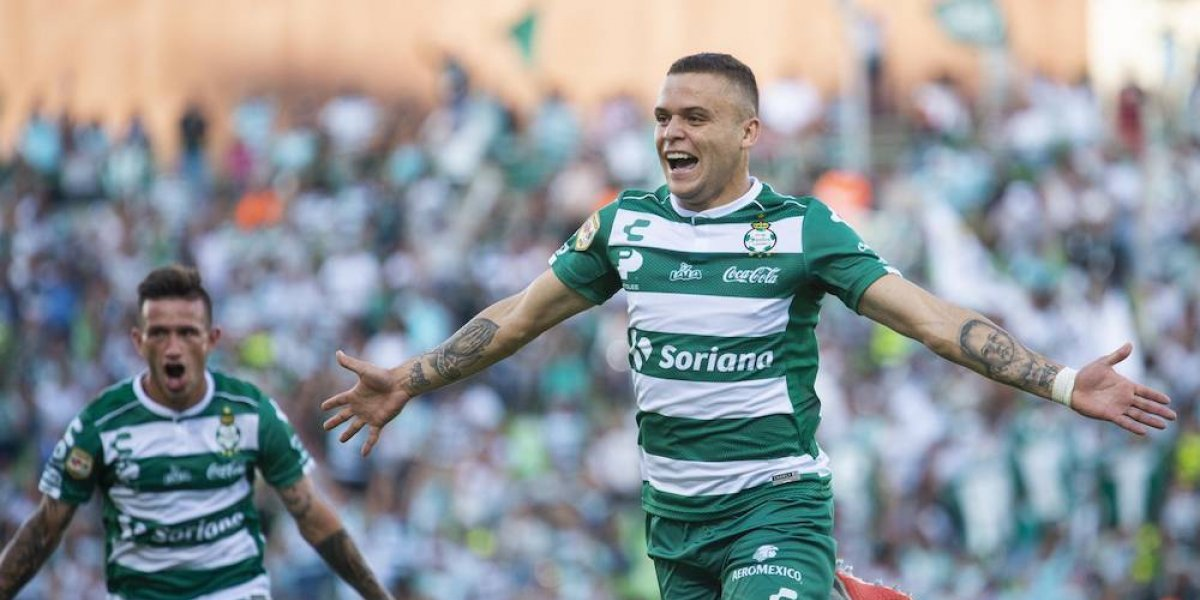 Santos mantiene dominio sobre Tigres