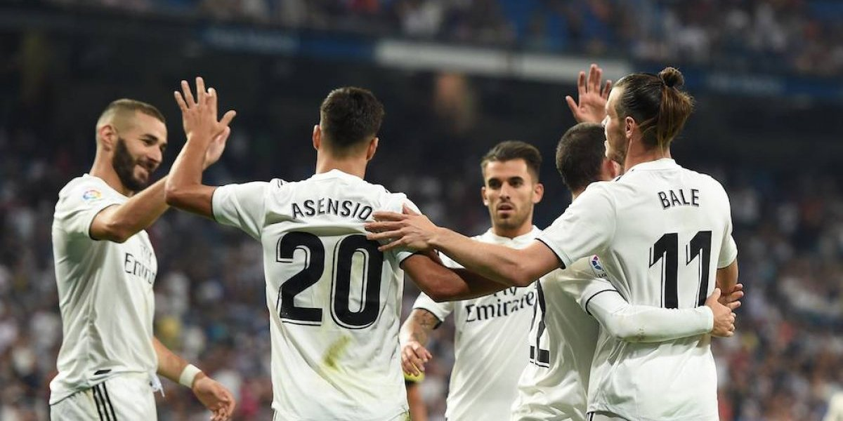 Real Madrid inicia con triunfo la era post CR7
