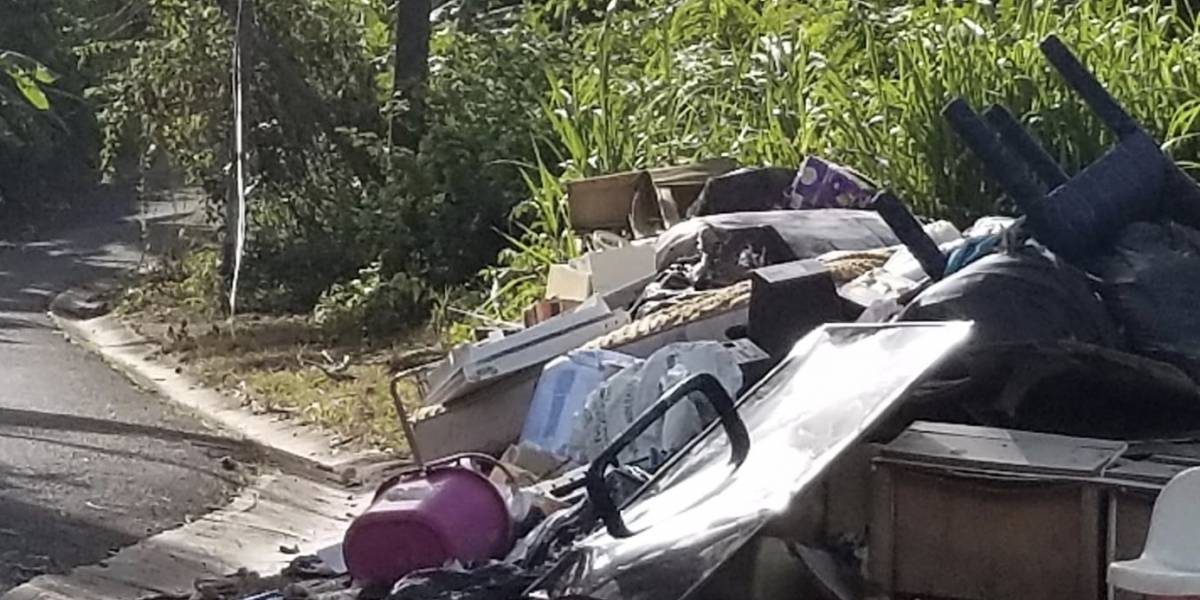 Ángel Pérez falla en recoger escombros en Guaynabo, reclama PPD