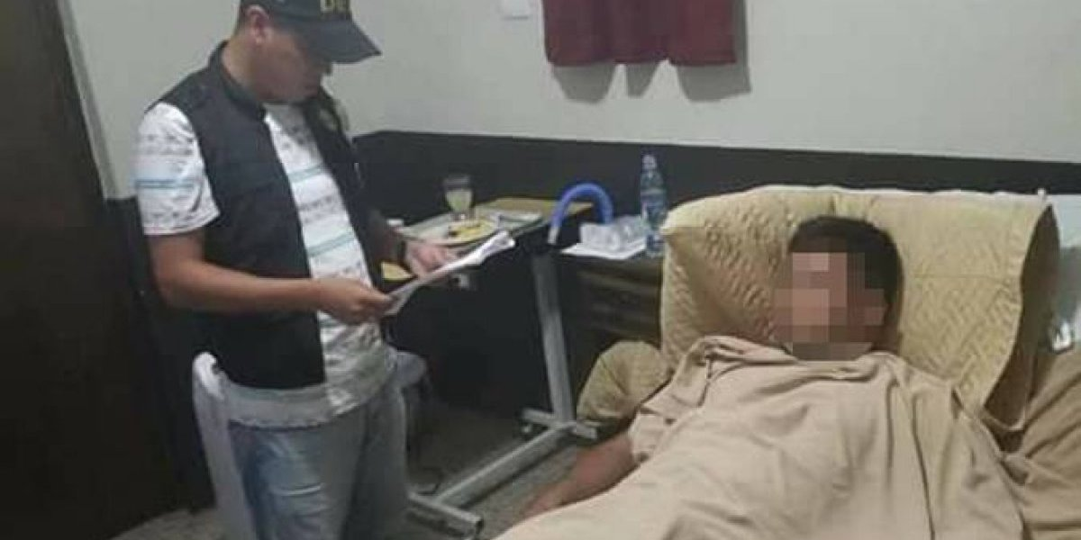 Capturan al presunto responsable de la muerte de un investigador de la PNC