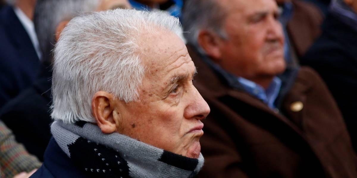 Vergüenza: el terrible desaire que sufrió Leonel Sánchez en el Nacional