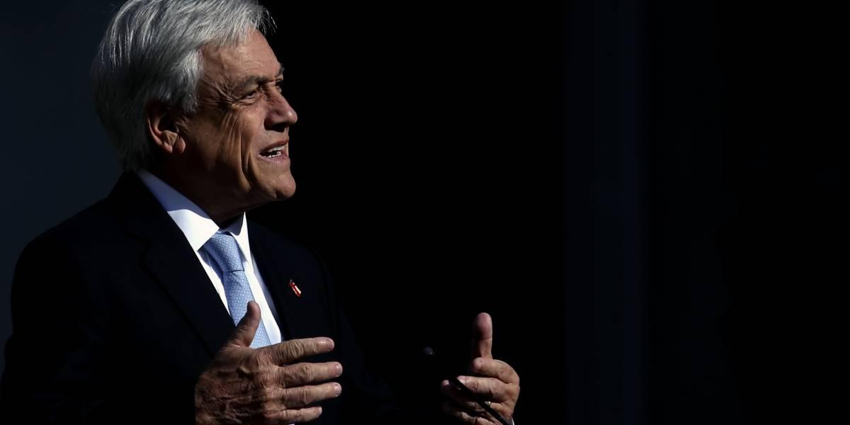 Presidente Sebastián Piñera anuncia creación del Museo de la Democracia