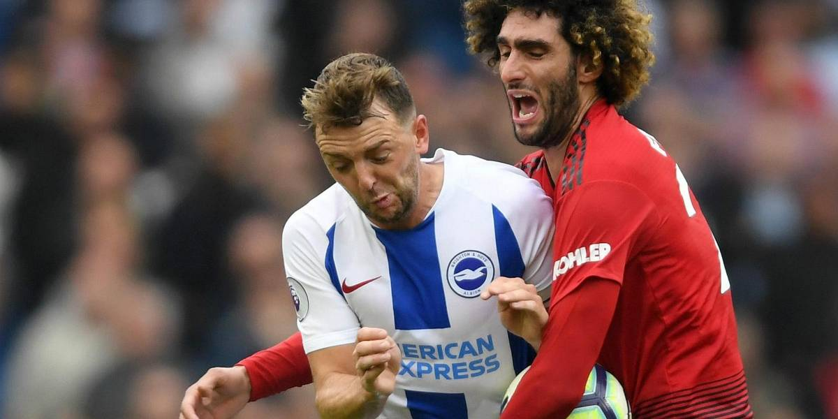 Manchester United extraña a Alexis y cae feo en la Premier ante el corajudo Brighton