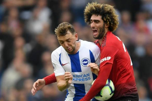 Brighton vs Manchester United