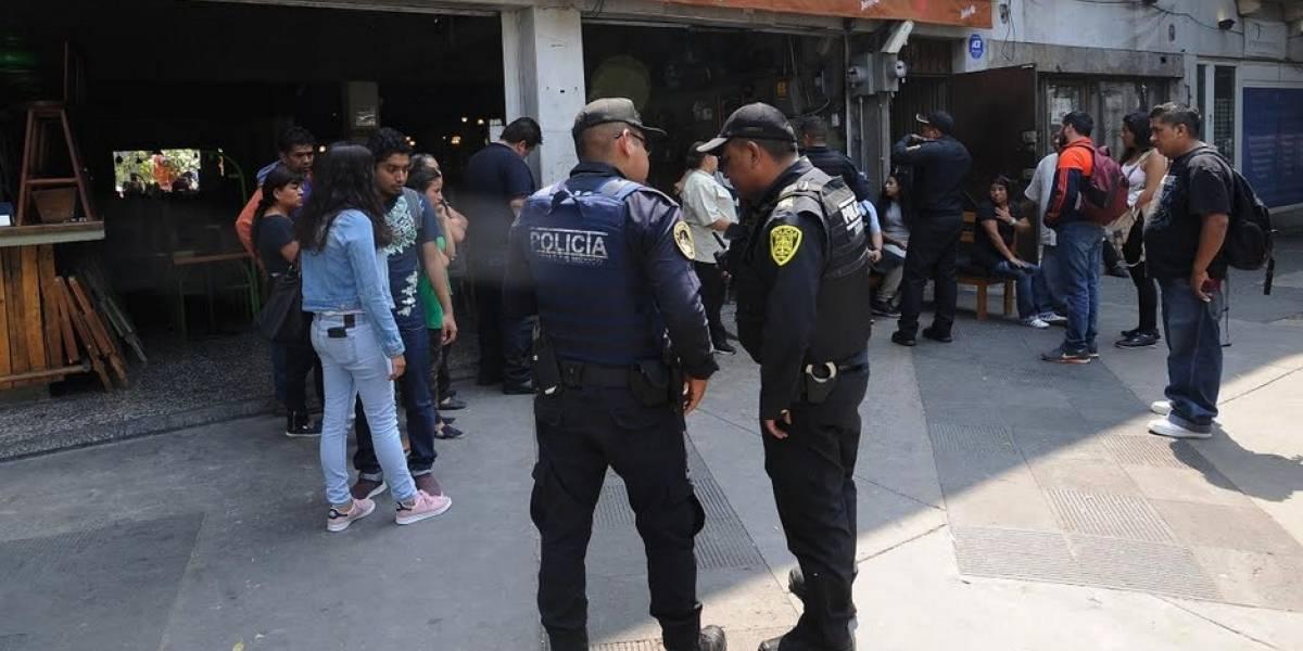 CDMX encabeza casos de robo a negocio en el país