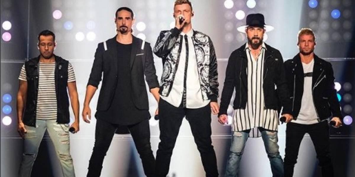 Fans heridos en concierto de Backstreet Boys en Oklahoma