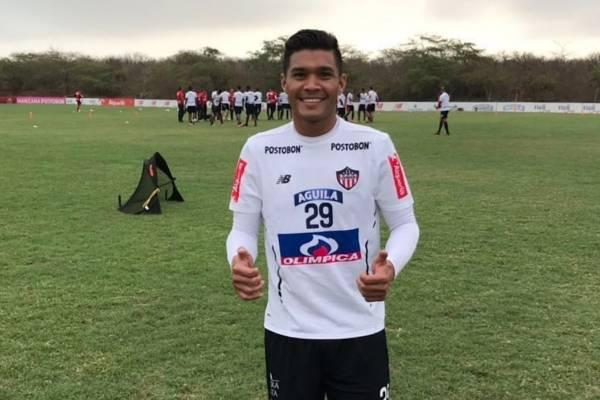 Teófilo Gutiérrez no fue convocado para Junior contra Boyacá Chicó