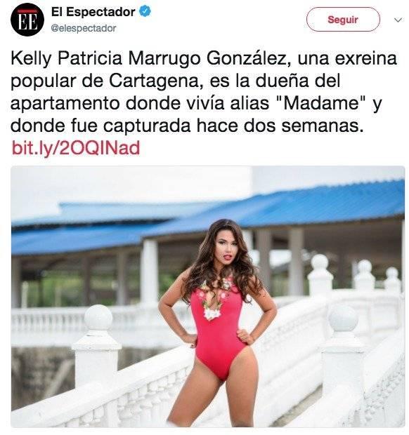 Kelly Marrugo