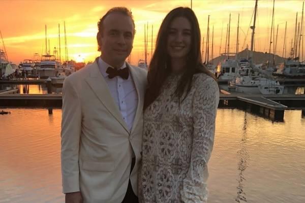 Taliana Vargas estuvo presente en la boda de Carlos Vives