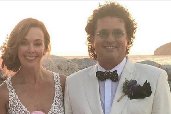 Invitados a boda de Carlos Vives y Claudia Elena Vásquez