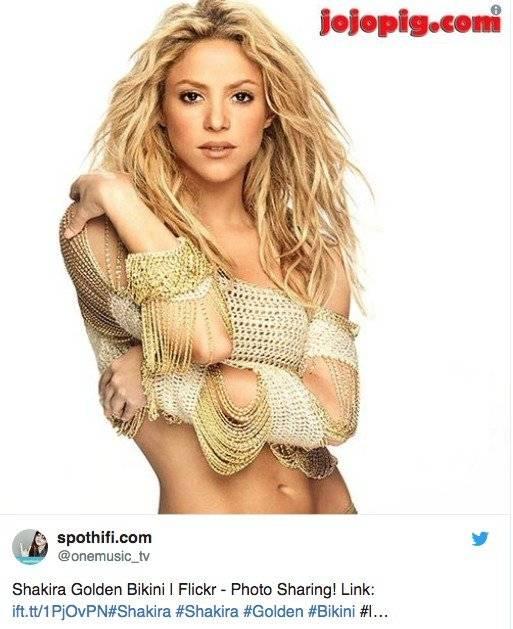 Las fotos provocadoras de Shakira que desataron la ira de Piqué