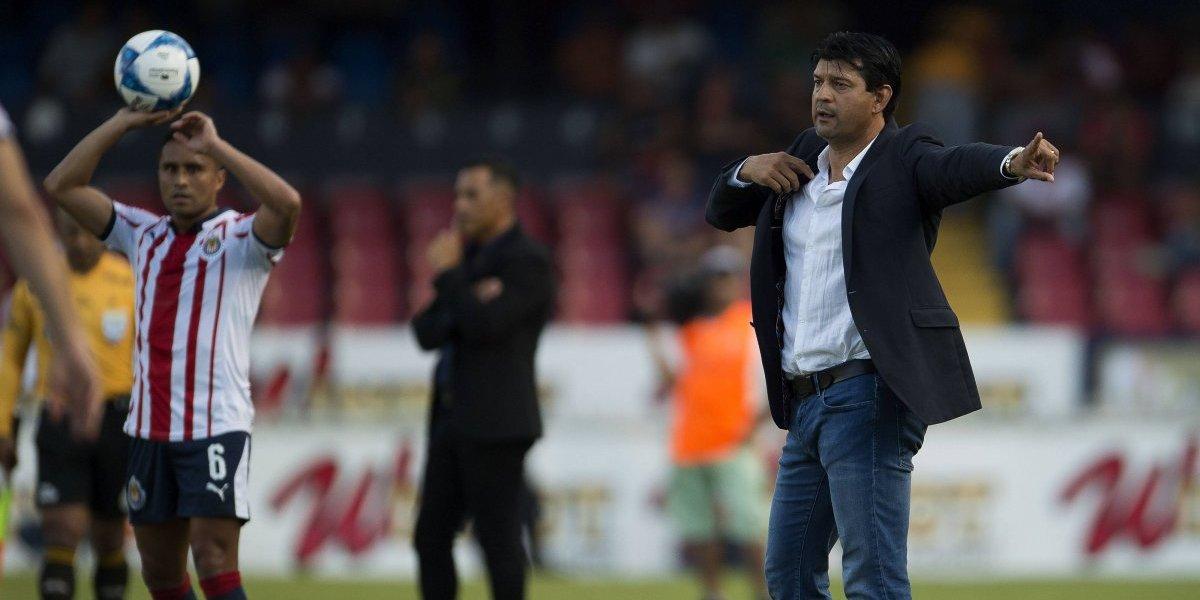 Chivas liberó presión con su primera victoria