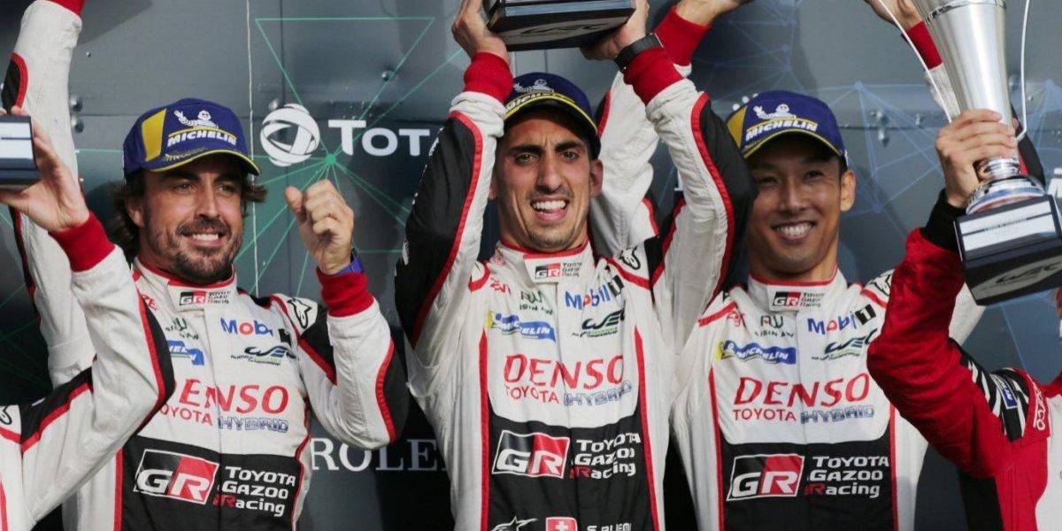 Le quitan victoria a Fernando Alonso y su equipo de Seis Horas de Silverstone