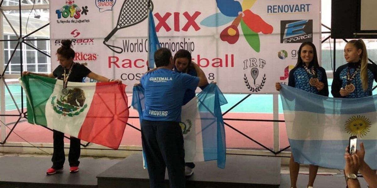 VIDEO. Guatemalteca Gabriela Martínez se corona campeona del Mundo