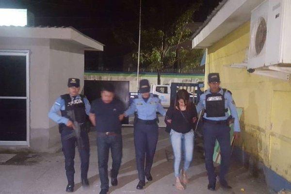 Juez detenido en Honduras