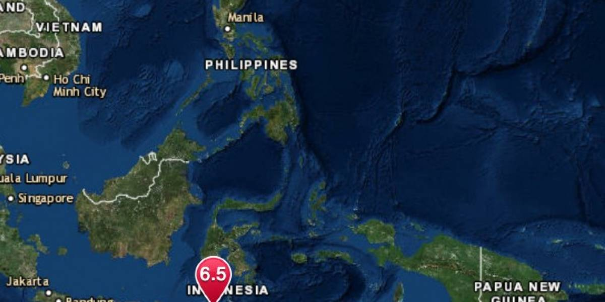 Islas Fiji sufren sismo de 8.2; no reportan tsunami