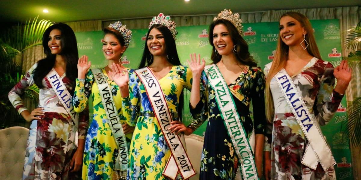 Suspenden Miss Venezuela 2018 por gran escándalo
