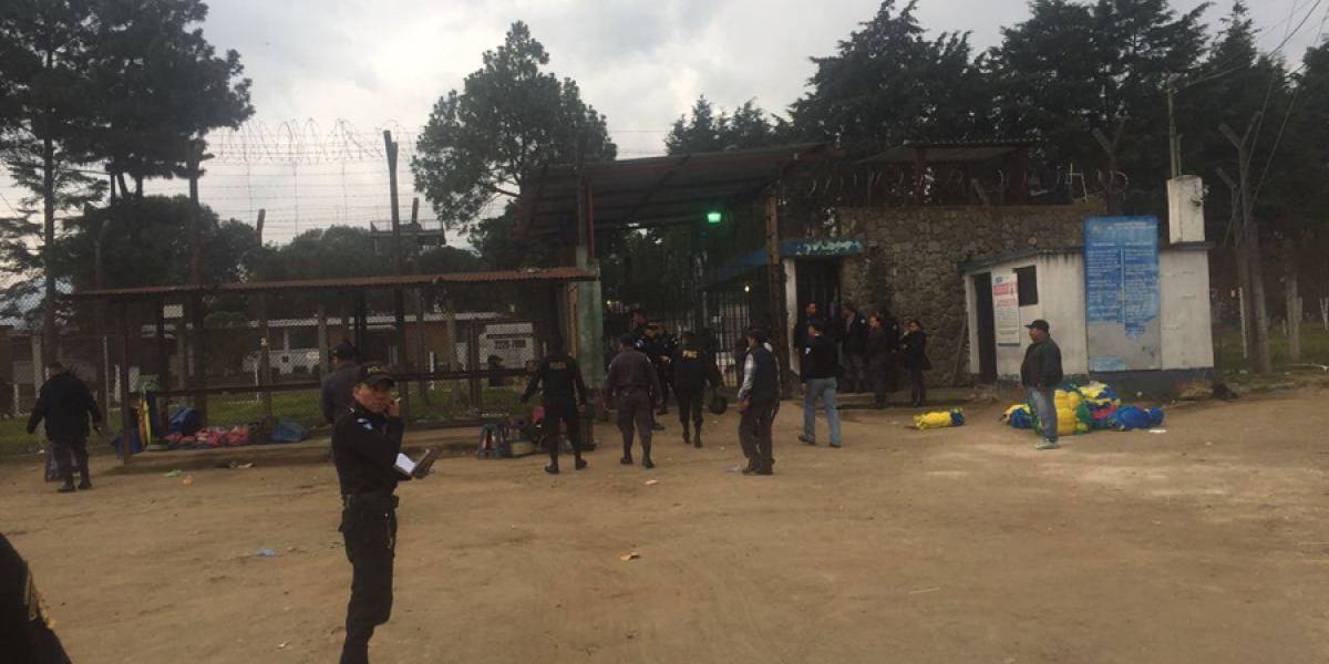 CIDH condena la muerte de cuatro personas en cárcel de Cantel